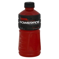 Powerade Ion4 Fruit Punch Sports Drink 32 oz Food Product Image