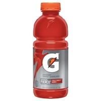 Gatorade Fruit Punch Sports Drink 20 oz Food Product Image