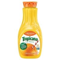 Tropicana Pure Premium Orange Juice Original 59 fl oz Food Product Image