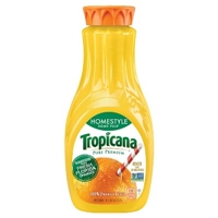 Tropicana Pure Premium Some Pulp Orange Juice 59 oz Food Product Image