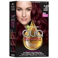 Garnier Olia Oil Powered Dark Intense Auburn Permanent Hair Color Food Product Image