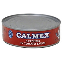 Calmex Sardines In Tomato Sauce Food Product Image