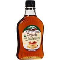 Maple Grove Organic 100% Pure Maple Syrup Food Product Image