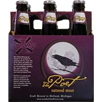 New Holland the Poet Oatmeal Stout Food Product Image