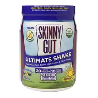 ReNew Life Skinny Gut Ultimate Shake Natural Vanilla Flavor Food Product Image