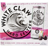 White Claw Black Cherry Food Product Image