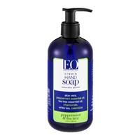 EO Liquid Hand Soap Peppermint & Tea Tree Food Product Image