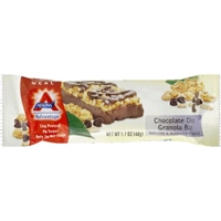 Atkins Chocolate Chip Granola Bar Food Product Image