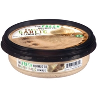 The Fresh Hummus Co. Roasted Garlic Hummus, 12 oz Food Product Image