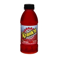 Krank'd 7 in 1 Fruit Punch Body Fuel Drink Food Product Image