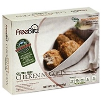 Freebird Chicken Nuggets Gluten Free Food Product Image