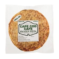 Cape Cod Cafe Frozen Pizza Cheese Food Product Image