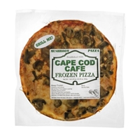 Cape Cod Cafe Frozen Pizza Mushroom Food Product Image