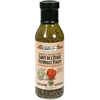 Glutino Salad Dressing & 10 Minutes Marinade Naturally Italian Food Product Image