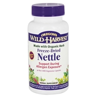 Oregon's Wild Harvest Freeze-Dried Nettle Food Product Image