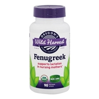 Oregon's Wild Harvest Fenugreek Food Product Image
