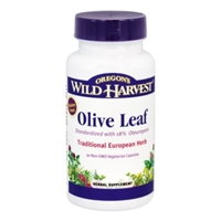 Oregon's Wild Harvest Olive Leaf Food Product Image