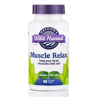 Oregon's Wild Harvest Muscle Relax Food Product Image