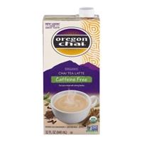 Oregon Chai Caffeine Free Chai Tea Latte Concentrate Food Product Image