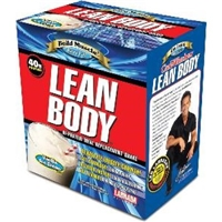 Labrada Nutrition Lean Body Hi-Protein Meal Replacement Shake Packets Vanilla Ice Cream, 20 pk Food Product Image