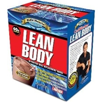 Labrada Nutrition Lean Body Hi-Protein Meal Replacement Shake Packets Chocolate Ice Cream, 20 pk Food Product Image