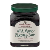 Stonewall Kitchen Wild Maine Blueberry Jam Food Product Image