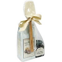 Stonewall Kitchen Grab & Go Blueberry Gift Lemon Blueberry Muffin Mix And Wild Maine Jam With Spatula Food Product Image