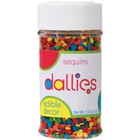 DALLIES SEQUINS JAR Food Product Image