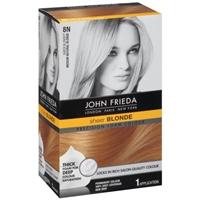 John Frieda Sheer Blonde Precision Foam Colour 8N Medium Natural Blonde Permanent Colour Food Product Image