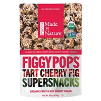 Made In Nature Figgy Pops Fruit & Nut Energy Snack Food Product Image