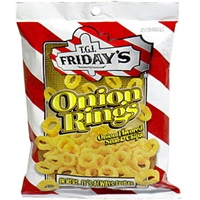 T.G.I. Friday's Onion Rings Food Product Image