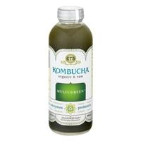 GT's Kombucha Organic & Raw Multi-Green Food Product Image