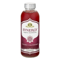 GT's Synergy Organic Kombucha Cosmic Cranberry Food Product Image
