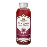 GT's Synergy Organic Kombucha Cosmic Cranberry Food Product Image