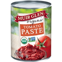 Muir Glen Organic Premium Tomato Paste Food Product Image