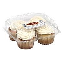Gluten Free Nation Cupcakes Gluten Free, Vanilla Food Product Image