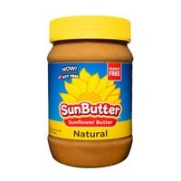 SunButter Sunflower Butter Natural Food Product Image