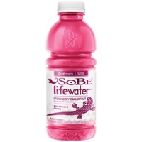 Lifewater Strawberry Dragonfruit Food Product Image
