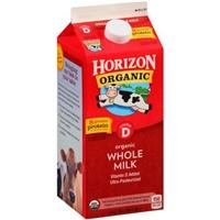 Horizon Organic Milk Whole Food Product Image