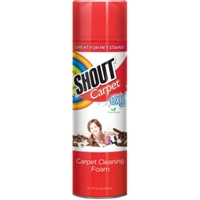 Shout Carpet Cleaning Foam Food Product Image