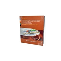 Promax Energy Bar Double Fudge Brownie Gluten-Free Food Product Image