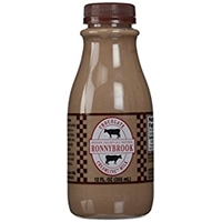 Ronnybrook Creamline Chocolate Milk, 12 Oz Food Product Image