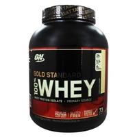 ON Gold Standard Vanilla Ice Cream 100% Whey Protein Isolates Food Product Image