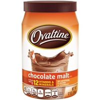 Ovaltine Chocolate Malt Food Product Image