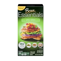 Boca Essentials Veggie, Grain & Soy Protein Burgers Chile Relleno - 4 CT Food Product Image