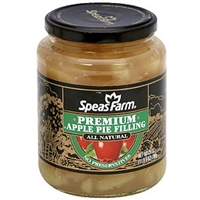 Speas Farm Apple Pie Filling Food Product Image