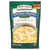 Bear Creek Country Kitchens Chicken Noodle Soup Mix Food Product Image