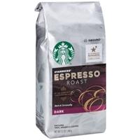 Starbucks Dark Expresso Roast Ground Coffee Food Product Image