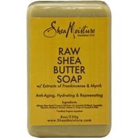 SheaMoisture Raw Shea Butter Soap Food Product Image