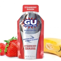 GU Original Sports Nutrition Energy Gel Food Product Image